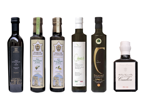 oliveoilラインナップ