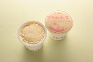 牛乳山クリームチーズ